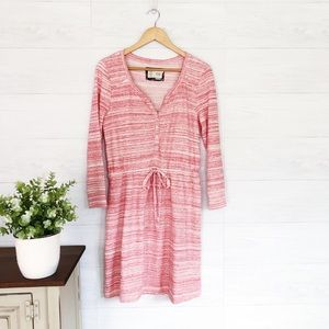 Anthro, Saturday Sunday, Pink Casual Day Dress
